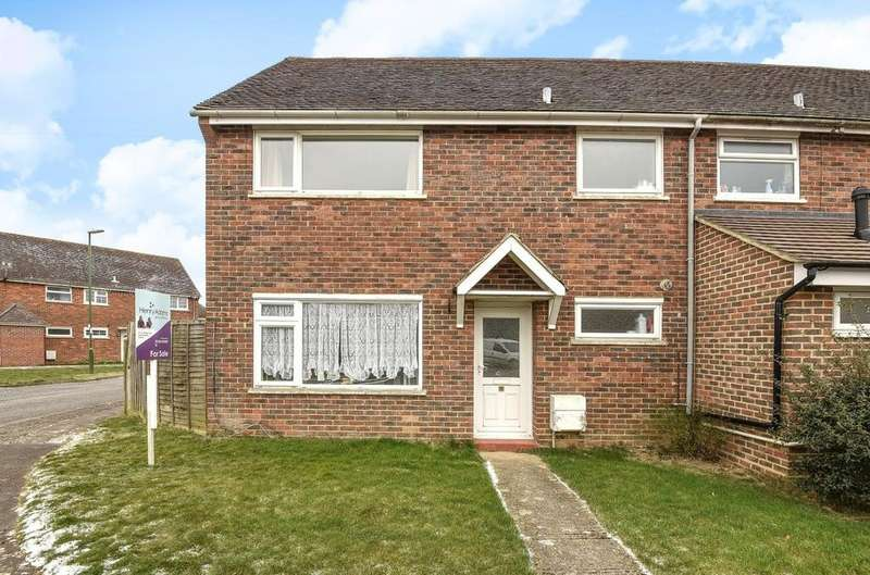 3 Bedrooms Semi Detached House for sale in St Johns Close, Aldingbourne, PO20