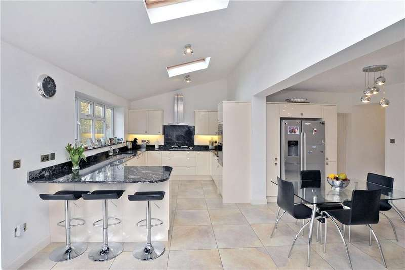 4 Bedrooms Semi Detached House for sale in Banstead Road South, South Sutton, SM2