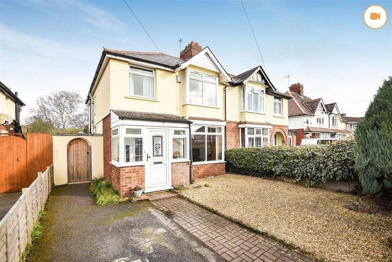 3 Bedrooms Semi Detached House for sale in Eastern Avenue, Oxford