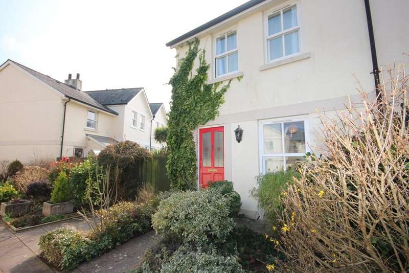 2 Bedrooms Terraced House for rent in Reeves Close, Totnes