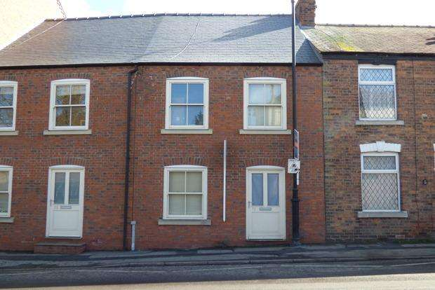 2 Bedrooms Terraced House for sale in Church Street, Louth, LN11