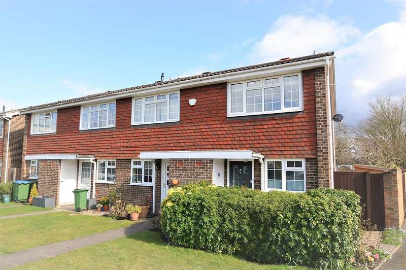 2 Bedrooms End Of Terrace House for sale in Mayfield Road, WALTON ON THAMES KT12