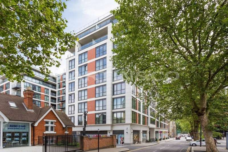 2 Bedrooms Apartment Flat for sale in Dickens Yard, Ealing, London