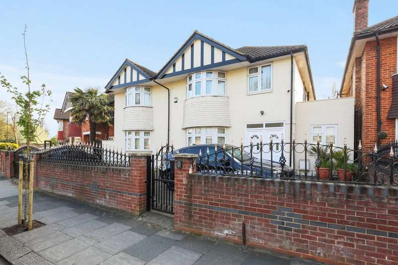 6 Bedrooms Detached House for sale in East Acton Lane, East Acton, London