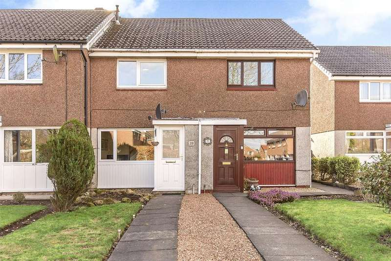 2 Bedrooms Terraced House for rent in 33 Springfield Park, Kinross, Perth and Kinross, KY13