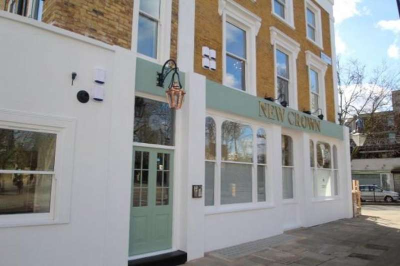 3 Bedrooms Apartment Flat for sale in New Crown Apartments, N1