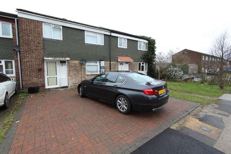 3 Bedrooms Terraced House for sale in Gurdon Road, Colchester, CO2