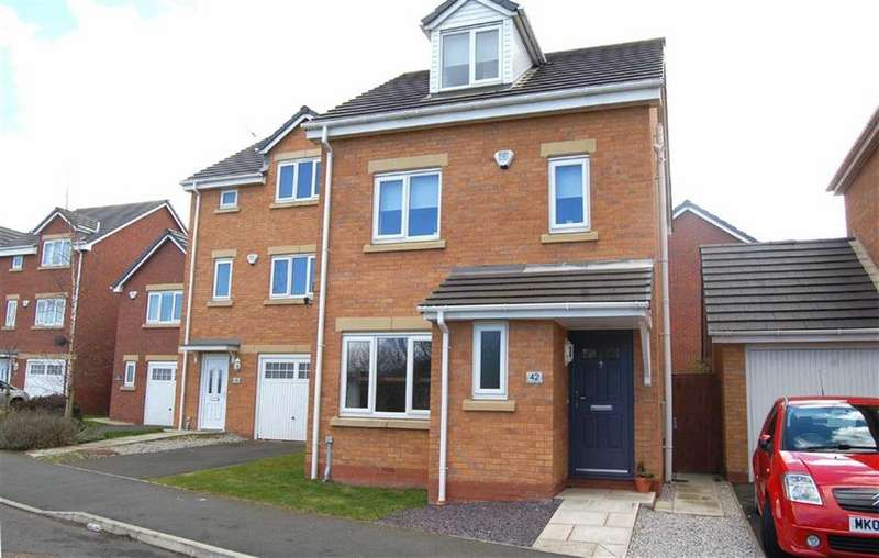 4 Bedrooms Detached House for sale in Broad Birches, Ellesmere Port