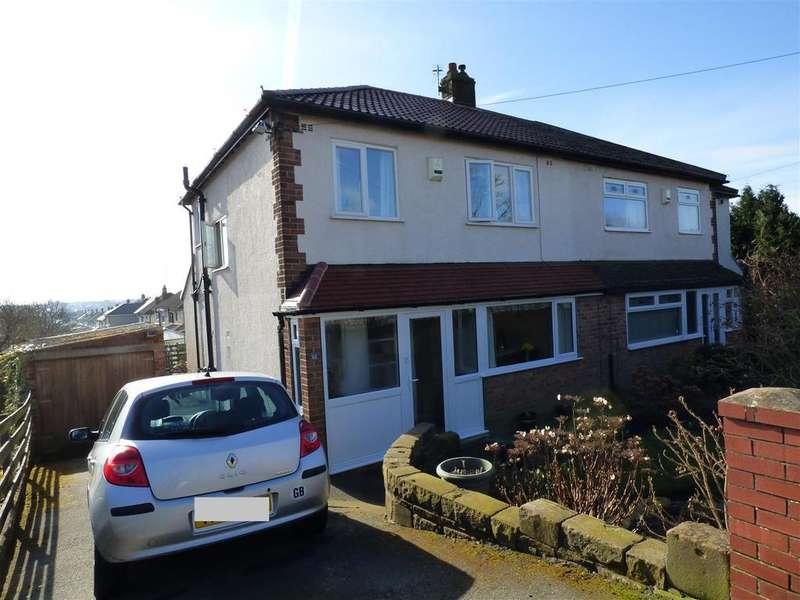 3 Bedrooms Semi Detached House for sale in Westfield Lane, Shipley