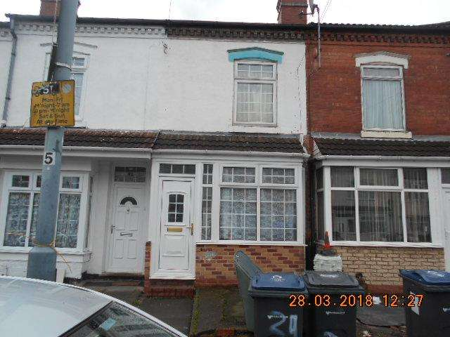 3 Bedrooms Terraced House for sale in Somerville Road, Small Heath, , Birmingham B10