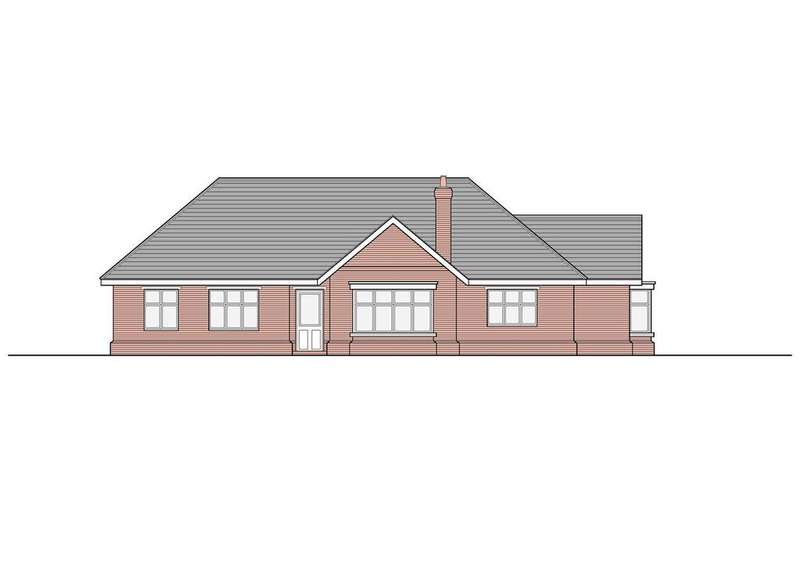 3 Bedrooms Detached Bungalow for sale in Lime Tree Close, New Waltham