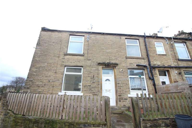 3 Bedrooms End Of Terrace House for sale in Rogerson Square, Brighouse, HD6