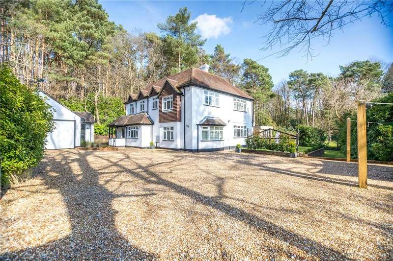 5 Bedrooms Detached House for sale in Bellew Road, Deepcut, Camberley, Surrey, GU16