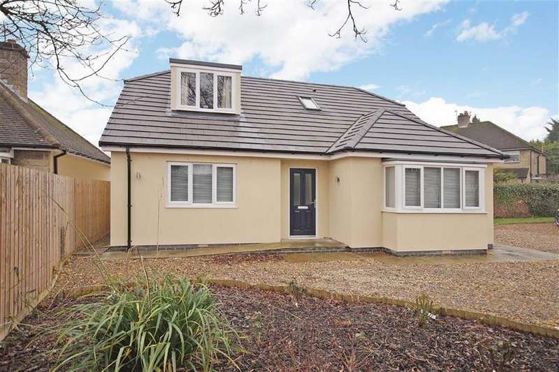 4 Bedrooms Detached Bungalow for sale in York Road, Knaresborough, North Yorkshire