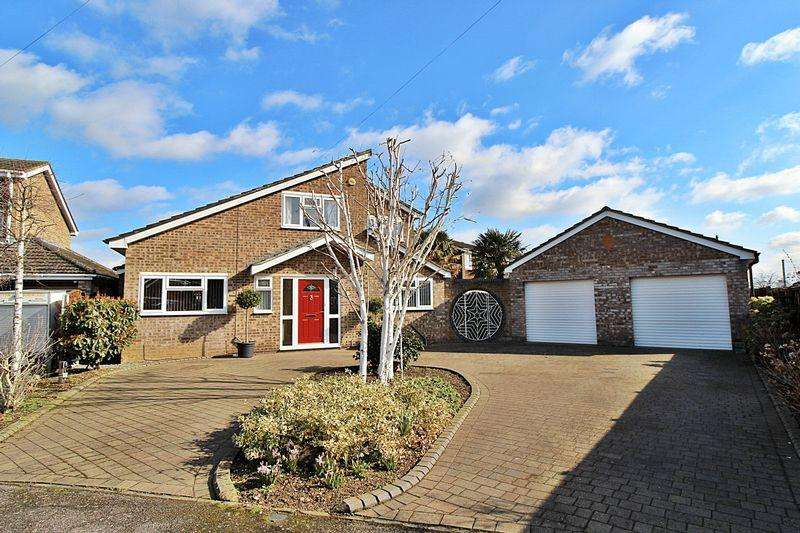4 Bedrooms Detached House for sale in Beech Avenue, Biggleswade