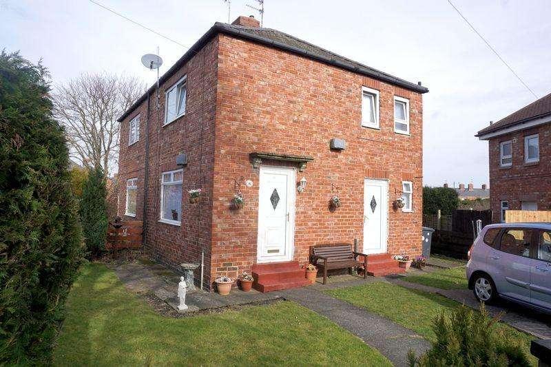 2 Bedrooms House for sale in Wordsworth Avenue, Hebburn