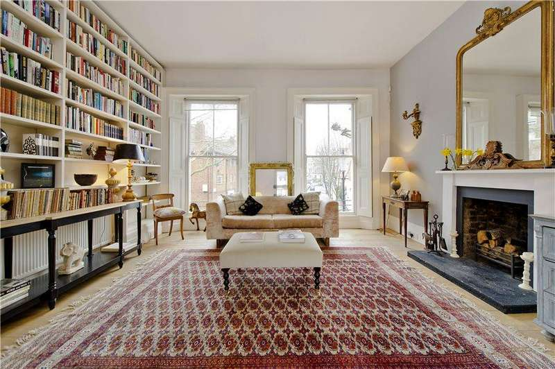 5 Bedrooms House for sale in Cornwall Crescent, Notting Hill W11