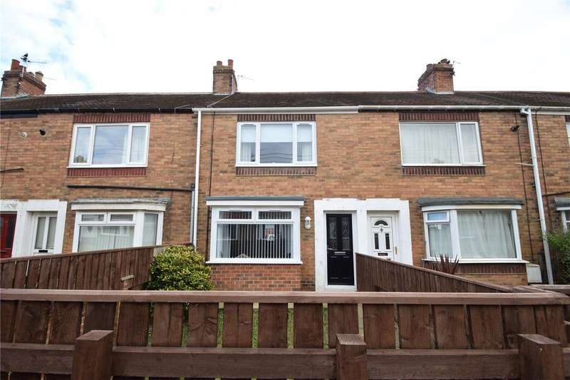2 Bedrooms Terraced House for sale in Queens Avenue, Dalton le Dale, Seaham, Co Durham, SR7
