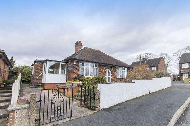 2 Bedrooms Detached Bungalow for sale in CLINTON STREET, CHADDESDEN