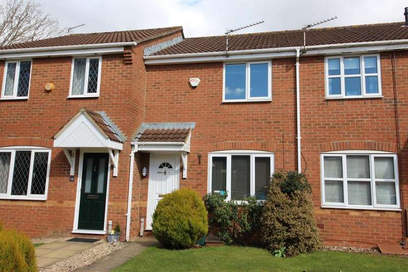 2 Bedrooms Terraced House for sale in Ripon Court, Downend, Bristol, BS16 6RL