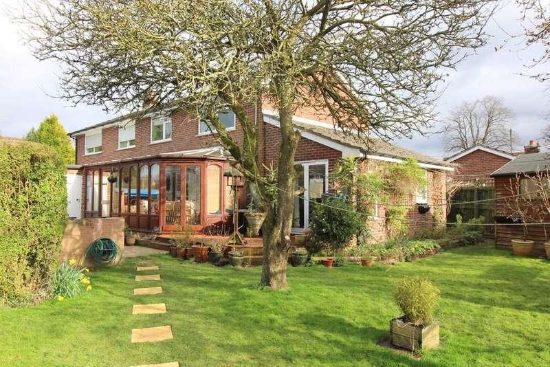 3 Bedrooms Semi Detached House for sale in Grange Close, Grange Road, Alresford