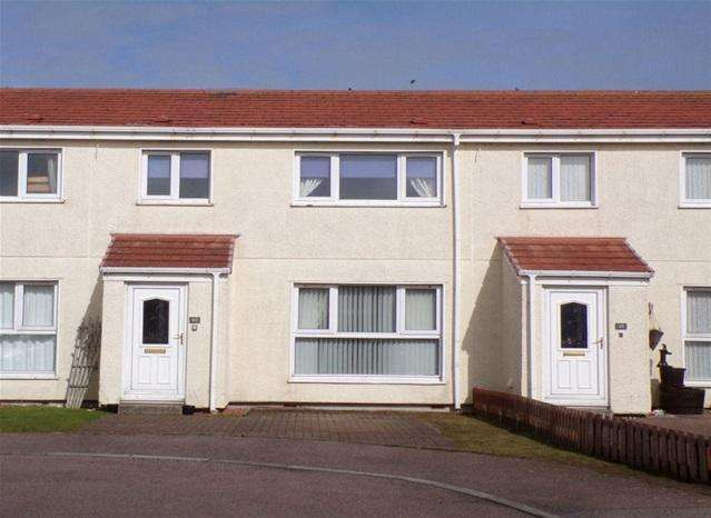 2 Bedrooms Terraced House for sale in 60, Sound of Kintyre, Machrihanish