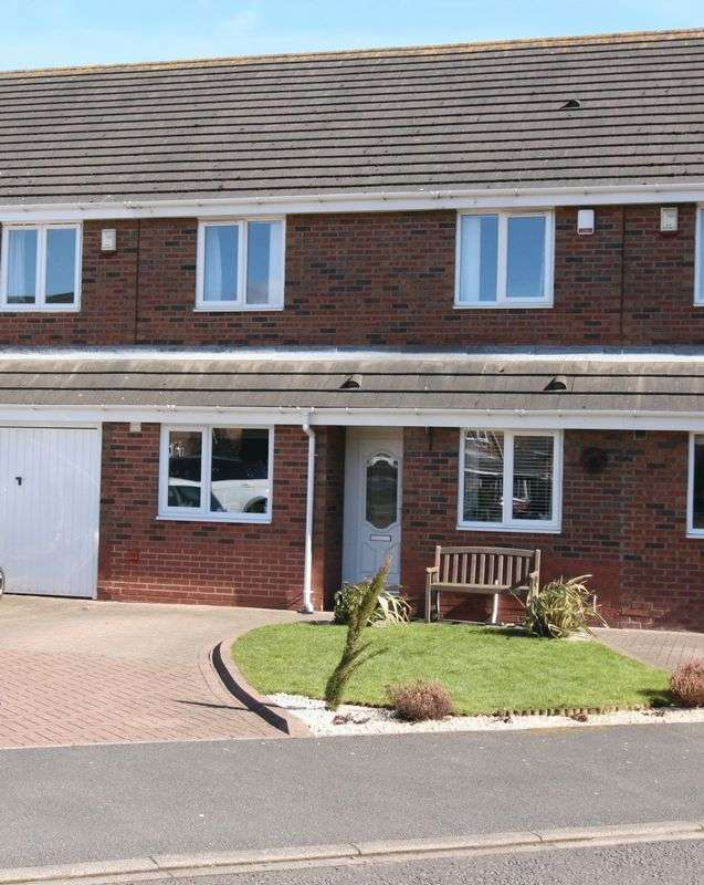 3 Bedrooms Property for sale in Commissioners Wharf, North Shields