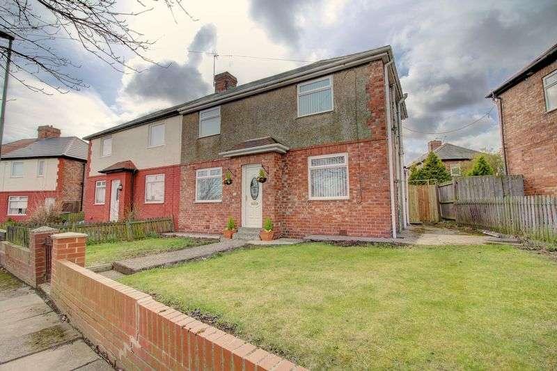 3 Bedrooms Property for sale in Kielder Gardens, Jarrow