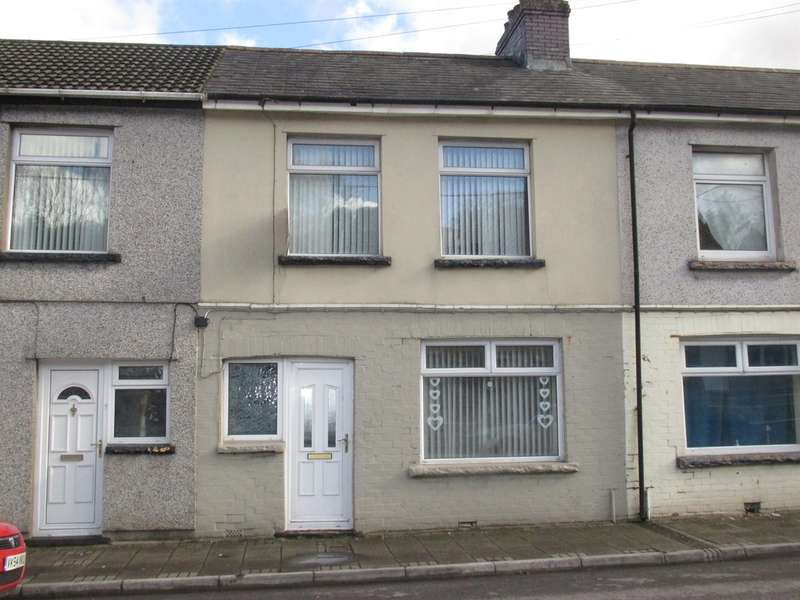 3 Bedrooms Terraced House for sale in Brynmair Road, Aberdare