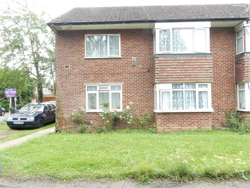 2 Bedrooms Property for sale in Chestnut Close, West Drayton