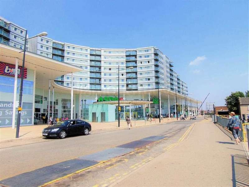 2 Bedrooms Apartment Flat for sale in The Blenhheim Centre , Prince Regent Road,, Hounslow