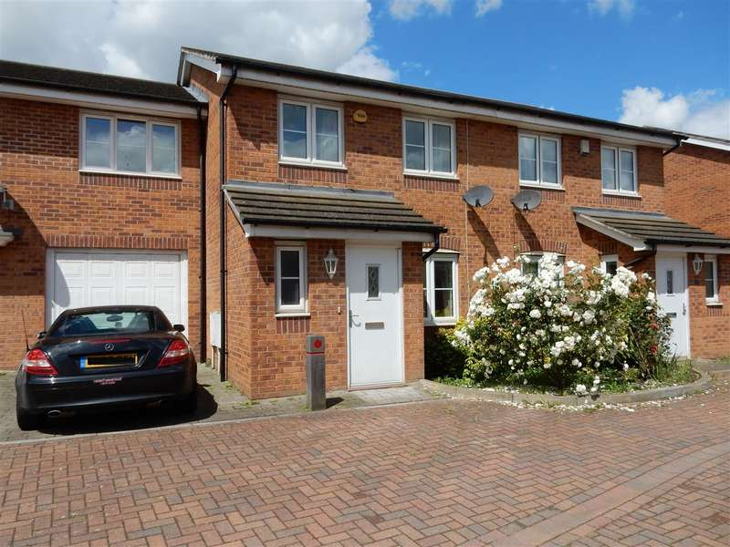 3 Bedrooms Terraced House for sale in Nine Acres Close, HAYES