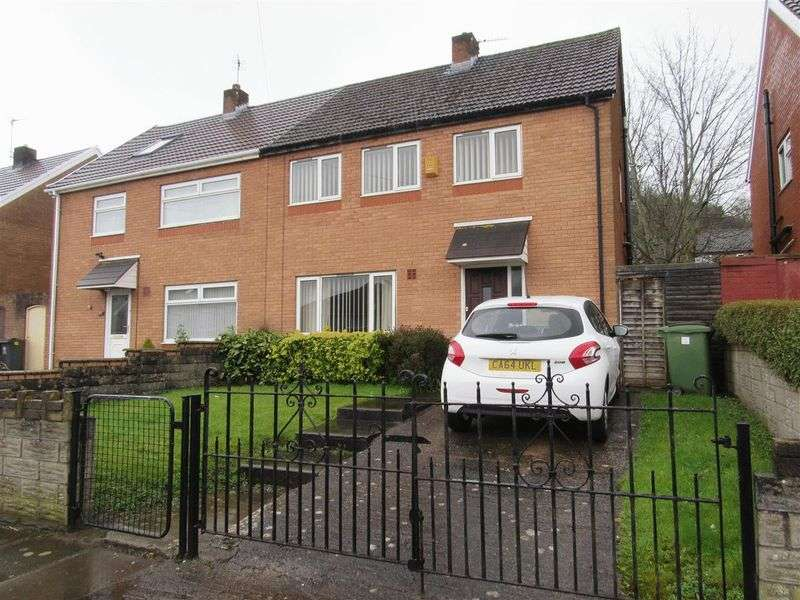 Property for sale in Heol Carnau Caerau Cardiff CF5 5NF