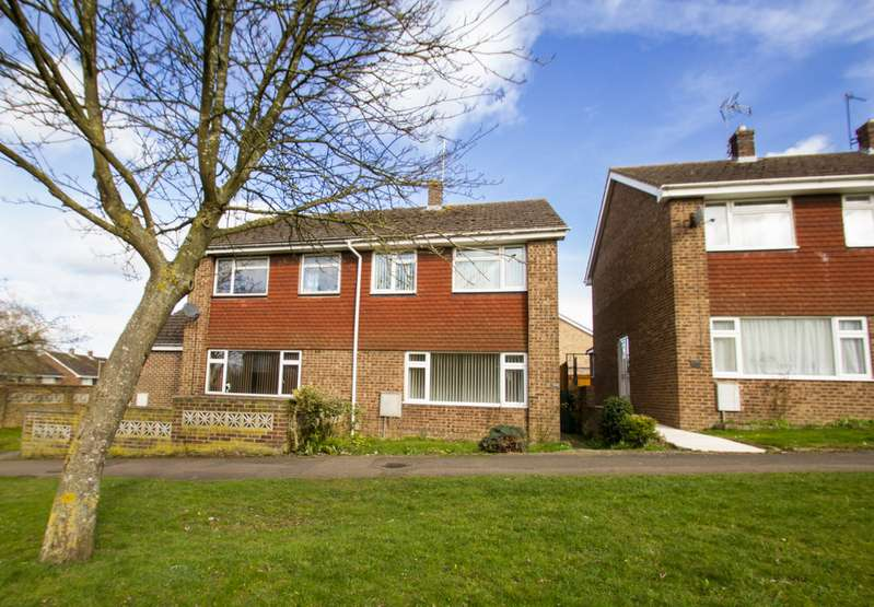 3 Bedrooms Semi Detached House for rent in Witney, Oxfordshire OX28