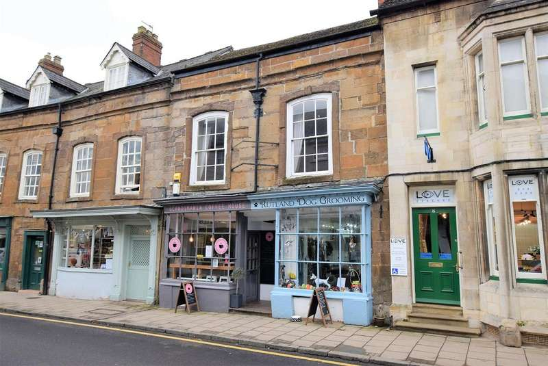 2 Bedrooms Apartment Flat for sale in Printers Yard, Uppingham