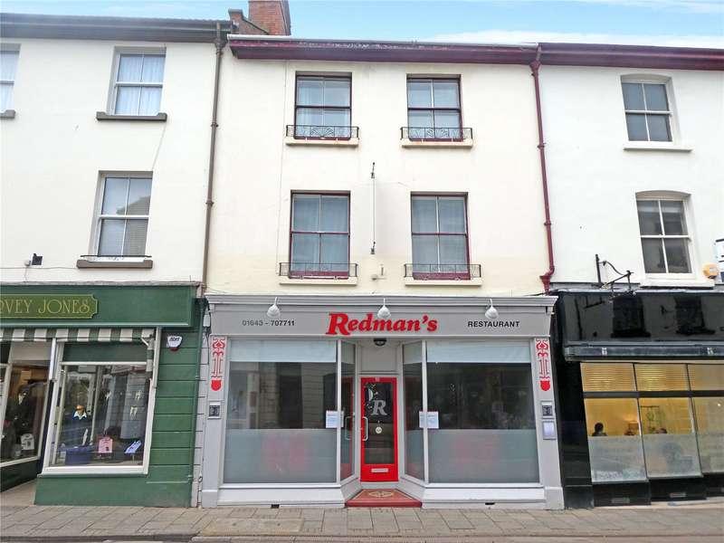 Restaurant Commercial for sale in Park Street, Minehead, Somerset, TA24