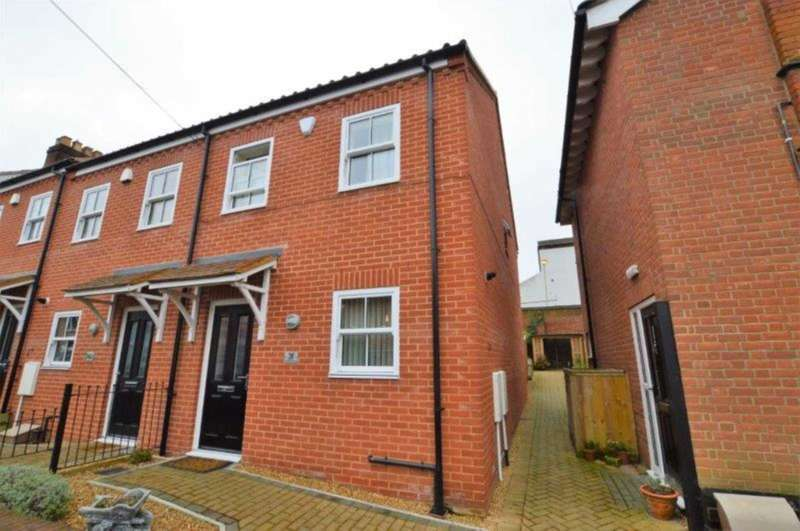 2 Bedrooms End Of Terrace House for sale in Branford Road, Norwich