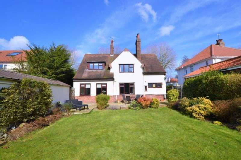 4 Bedrooms Detached House for sale in Earlham Road, Norwich