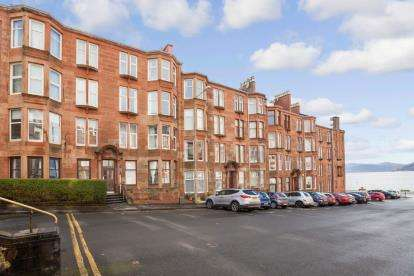 2 Bedrooms Flat for sale in Ashburn Gate, Gourock