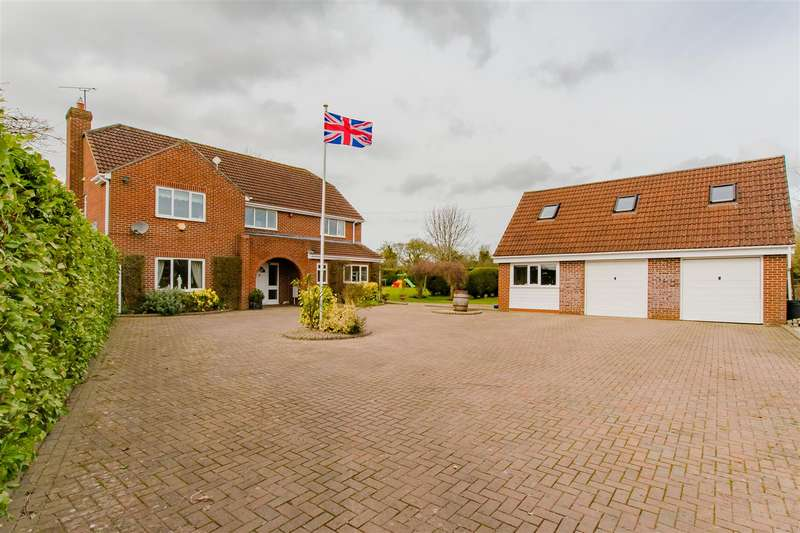 6 Bedrooms Detached House for sale in Washpool, Swindon