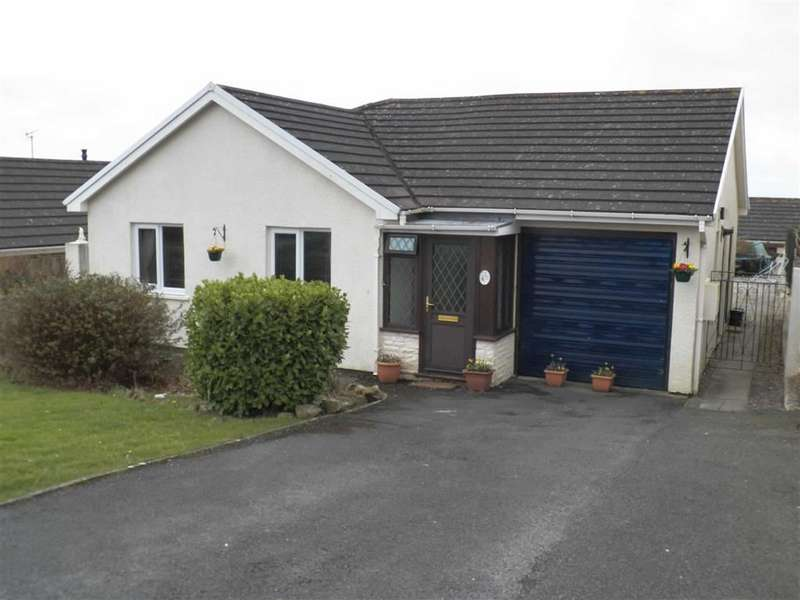 2 Bedrooms Detached Bungalow for sale in Ryelands Lane, Kilgetty
