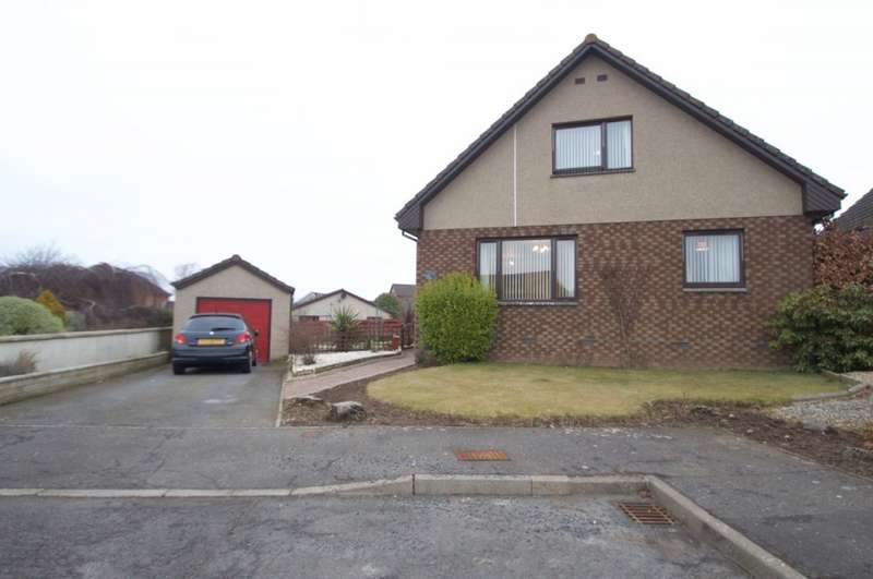 3 Bedrooms Detached House for sale in Slatefield Place, Forfar, DD8