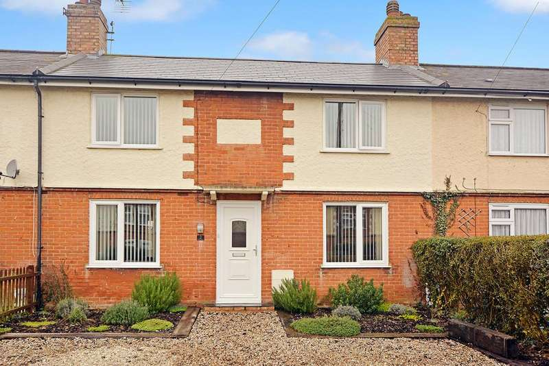 3 Bedrooms Terraced House for sale in Kither Road, Ashford