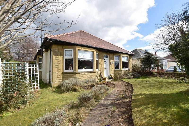 3 Bedrooms Detached Bungalow for sale in 79 Donald Crescent, Troon, KA10 6PH
