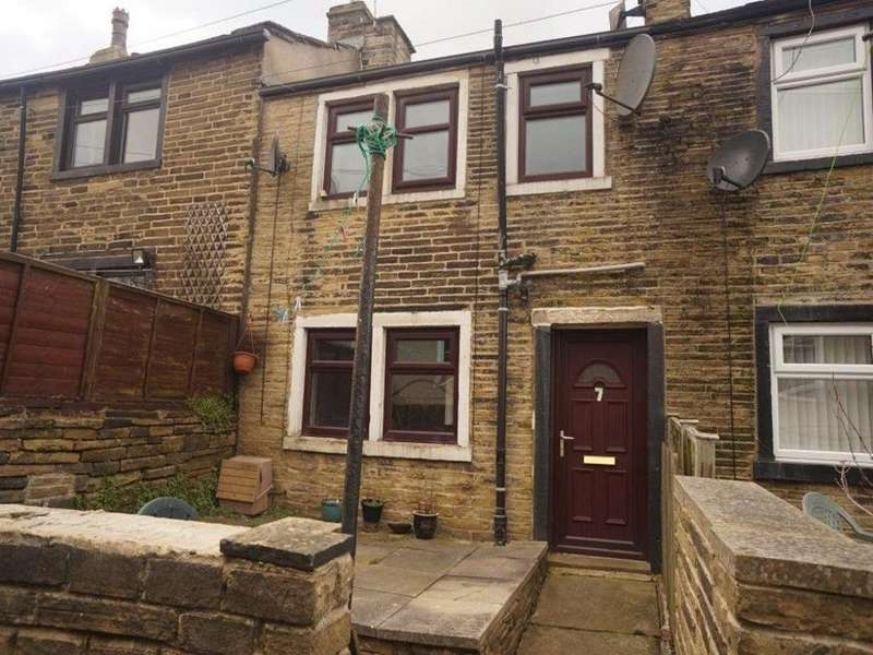 2 Bedrooms Cottage House for sale in Back Lane, Clayton