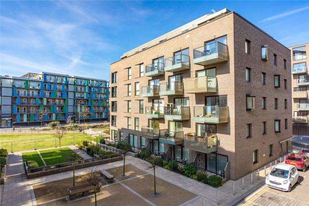 1 Bedroom Apartment Flat for sale in Watson House, 4 Mill Park, Cambridge