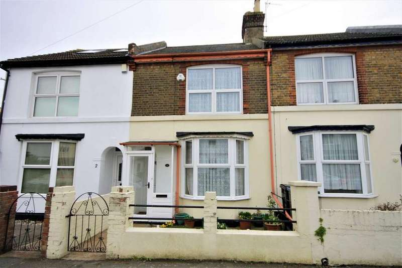 2 Bedrooms Terraced House for sale in Downs Road, Walmer
