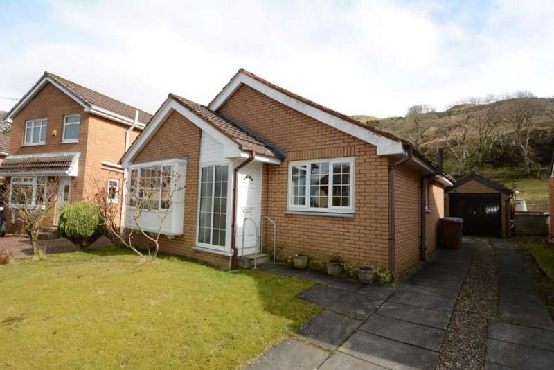 2 Bedrooms Detached Bungalow for sale in 18 Meadowbank Road, Largs, KA30 8HD