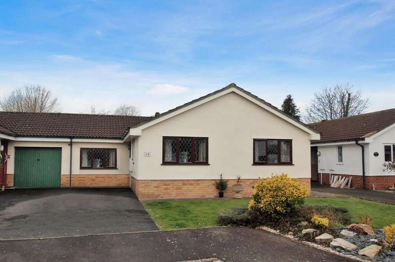 3 Bedrooms Detached Bungalow for sale in Pool Close, Puriton