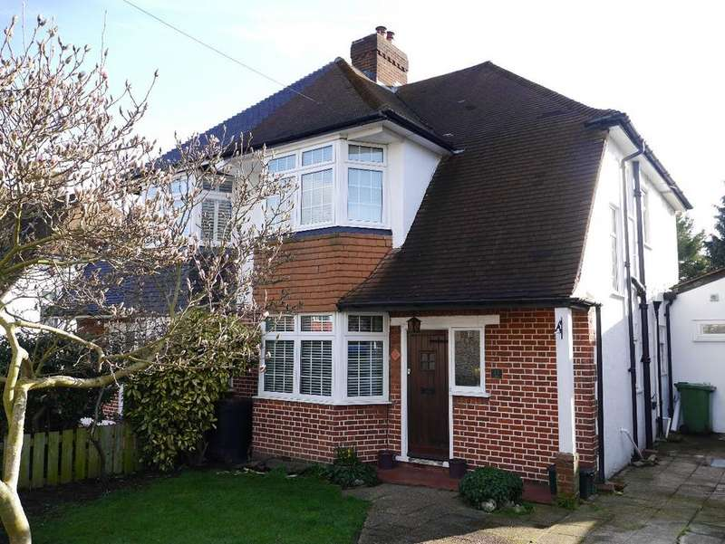 5 Bedrooms Semi Detached House for sale in Shirley